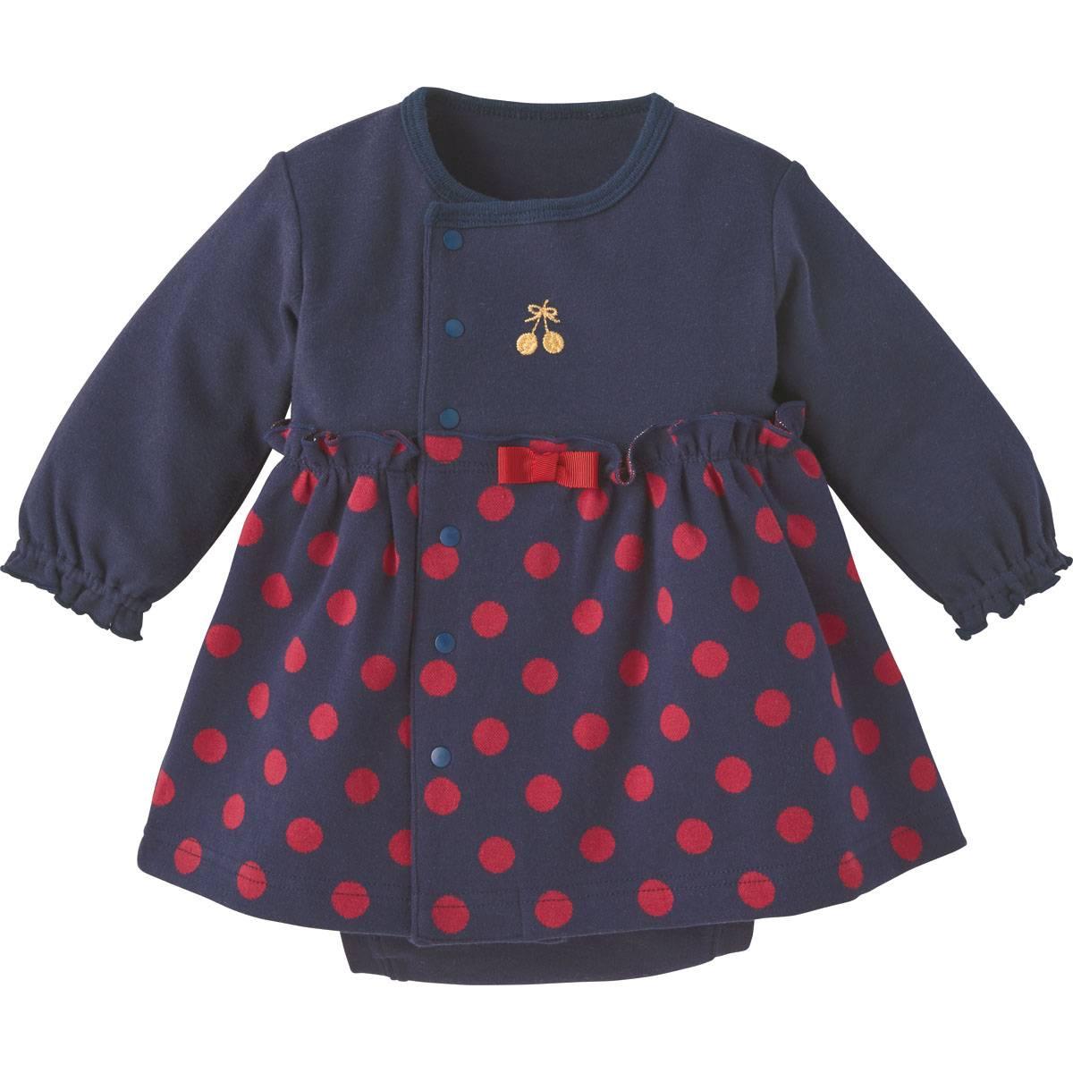 dd574a4fa4616 まだ生後3ヶ月くらいの赤ちゃんでもセパレートタイプのお洋服やワンピースを着てるみたいに見せれるこのへん。初女の子なので楽しんでほしい♥  ↓お洋服のリンク飛べ ...